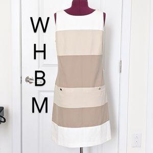 WHBM Dress Sleeveless w/ Pockets - Size 12